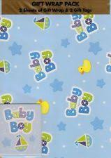 baby boy wrapping paper baby paper sheet wrapping paper ebay