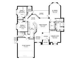 valuable design ideas 8 1 story open floor plans one with 4