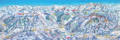Ski Utah Map by Swissvacations Gstaad Attractions And Activities