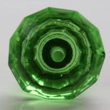 green glass door knob ck146 jewel cut emerald green 35mm glass ck146 2 99 these