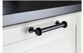 Black Cabinet Pulls Best  Kitchen Cabinet Hardware Ideas On - Black kitchen cabinet handles