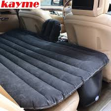 si e auto gonflable kayme voiture gonflable air matelas cing piscine unversal voyage