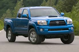 toyota brand new cars for sale 20 years of the toyota tacoma and beyond a look through the years