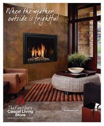 Casual Living Outdoor Furniture by Fire House Casual Living Store Fall Winter Sale Fire Pits
