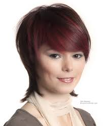 johnbeerens hairstyler trendy short hairstyle with a longer nape undercut and smooth fringe