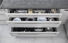 meuble tiroir cuisine meuble de cuisine tiroir casserolier idée de modèle de cuisine