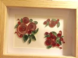 quilling with kids simple quilled flower card 5 steps with