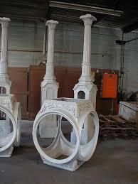 architectural and ornamental castings aluminium