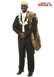ideas for costumes coming to america akeem costume