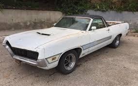 ranchero car thunder jet are go 1970 ford ranchero gt