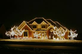 Outdoor Ideas For Christmas Lights by Led Outdoor Christmas Light Displays The Best Tricks To Hang Up