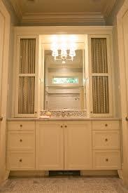 Oak Bathroom Vanity Cabinets by Custom Bath Vanity Northshore Millwork 1333x2000jpg Custom Built