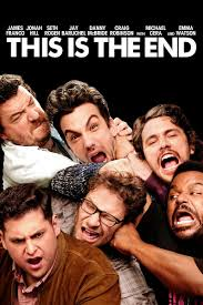 thanksgiving comedy movies this is the end starring seth rogan jay baruchel james franco