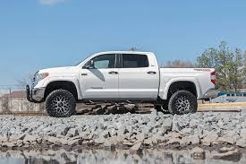 toyota tundra leveling kit rou 773 20 country 6in suspension lift kit fits 2016 toyota