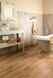 Water Proof Laminate Flooring Bathroom Attractive Wooden Bathroom Interiors Wood Floor Pros