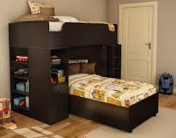 South Shore Logik Twin LShaped Bunk Bed  Reviews Wayfair - L shape bunk bed