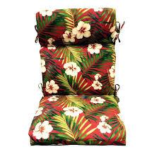 High Back Patio Chair Cushion High Back Patio Chair Cushions Biophilessurf Info