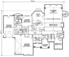 cool house plan id chp 50527 total living area 1787 sq ft 3