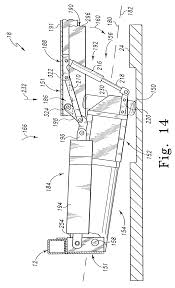 patent us7083012 motorized traction device for a patient support