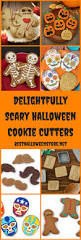 scary halloween cookie cutters