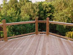 Longest Lasting Cedar Deck Stain by Mike Jansen Custom Cedar Decks Composite U0026 Cedar Deck Products