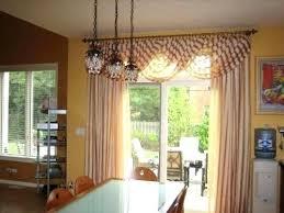Curtain Patio Door Window Treatments Patio Doors Localbeacon Co