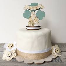 and groom wedding cake toppers personalised and groom wedding cake topper by just toppers