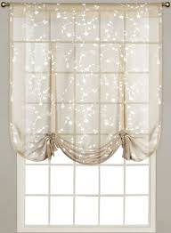 How To Hang A Valance Scarf by Top 10 Kitchen Curtains Ebay
