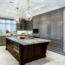Gray Kitchens Cabinets by Gray Kitchen Cabinets Ideas Video And Photos Madlonsbigbear Com