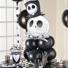 Balloon Centerpiece Ideas Halloween Jack O U0027 Lantern Centerpiece Idea Party City