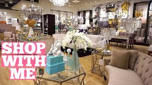 shop with me z gallerie u0026 homegoods decor youtube