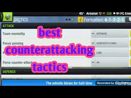 best counter top eleven best counter attacking tactics youtube