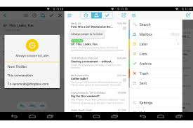 android mail client dropbox mailbox comes to android and osx digital trends