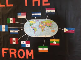 World Map Bulletin Board by Diverse Teachers Critical For Indiana U0027s Ever Evolving Population