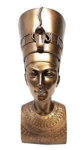 ancient egyptian home decor amazon com beautiful ancient egyptian queen nefertiti bust mask