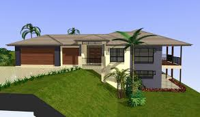 contemporary house plan free modern house plan the house plan site