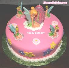 tinkerbell birthday cake tinkerbell birthday cake for 2happybirthday