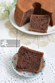 bake for happy kids ultra soft and moist cocoa chocolate chiffon cake
