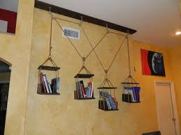 Moving Bookshelves Hanging Moving Book Shelves 7 Steps With Pictures