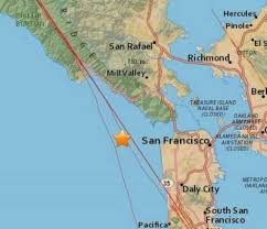 San Francisco Zoo Map by Two Earthquakes Rattle Northern California Sfgate