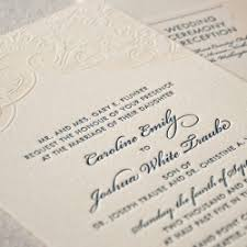 vintage lace wedding invitations vintage lace wedding invitation 4 00 sweet letterpress