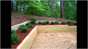 backyards gorgeous backyard retaining wall designs build