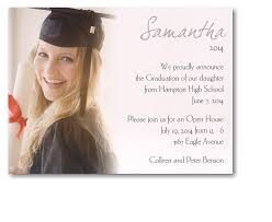 grad announcement wording sle graduation invitations cloveranddot