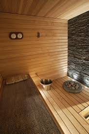 sauna ideas with stone wall nice use of indirect lighting but i sauna ideas with stone wall nice use of indirect lighting but i think we