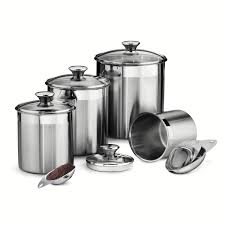 stainless steel kitchen canister sets gourmet 4 kitchen canister set kitchen canister sets
