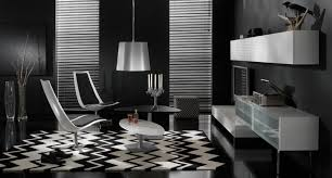 Black And White Modern Rugs Living Room Excellent Modern Black White Grey Living Room