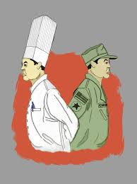 from the battlefield to tom colicchio u0027s kitchen narratively