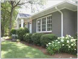 Painting Exterior Brick Wall - painted brick house u2014 home ideas collection fresh painted brick
