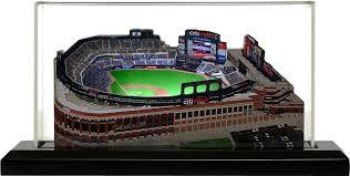 Citi Field Map The Stadium Shoppe Citi Field New York Mets 3d Ballpark Replica
