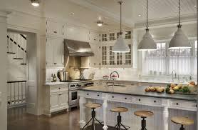 kitchen breathtaking white kitchen design using long white